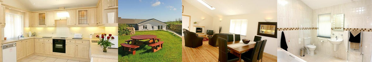 Carne Vue - Respite holiday accomodation in Cornwall with full disabled access.